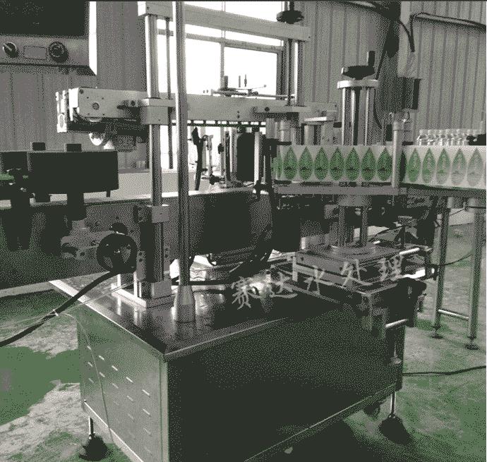 自动贴标机 瓶装水贴标机