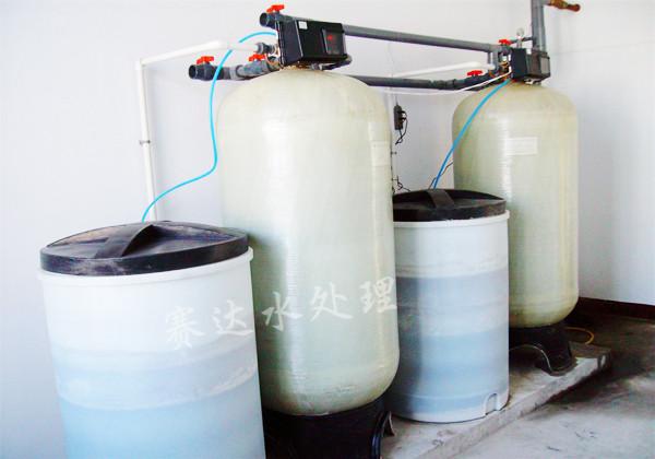 锅炉软化水贝博app体育 钠离子净化器