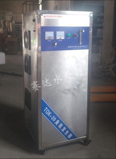 30g一体式臭氧机  氧气型臭氧发生器