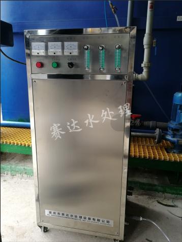 100g/小时臭氧发生器 臭氧机